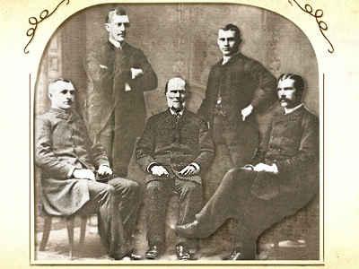 heintzman family portrait