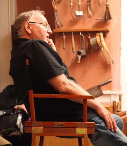 director Allen Kool