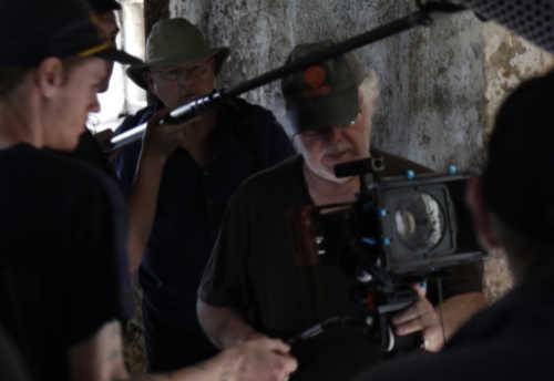Cameraperson David O'Keefe