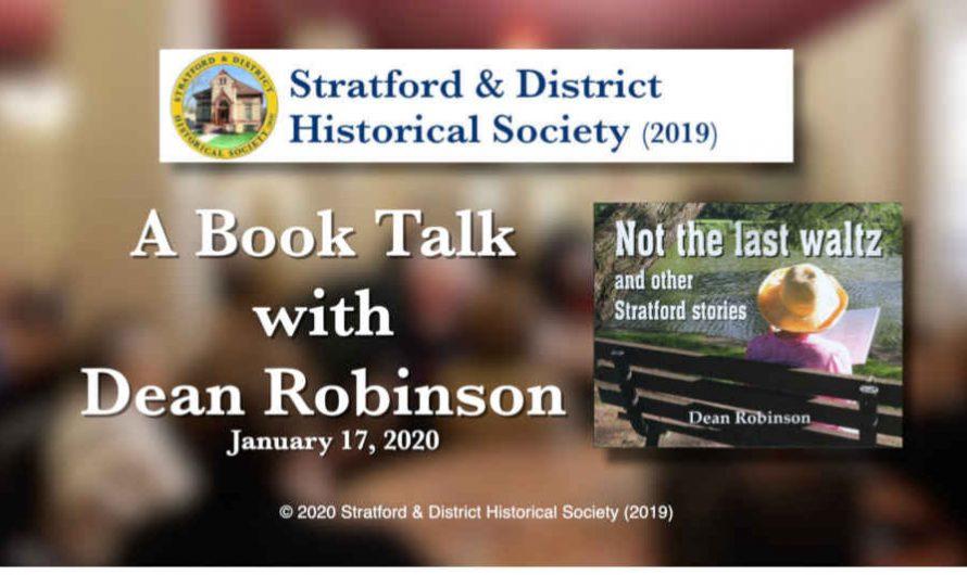 SDHS Book Talk