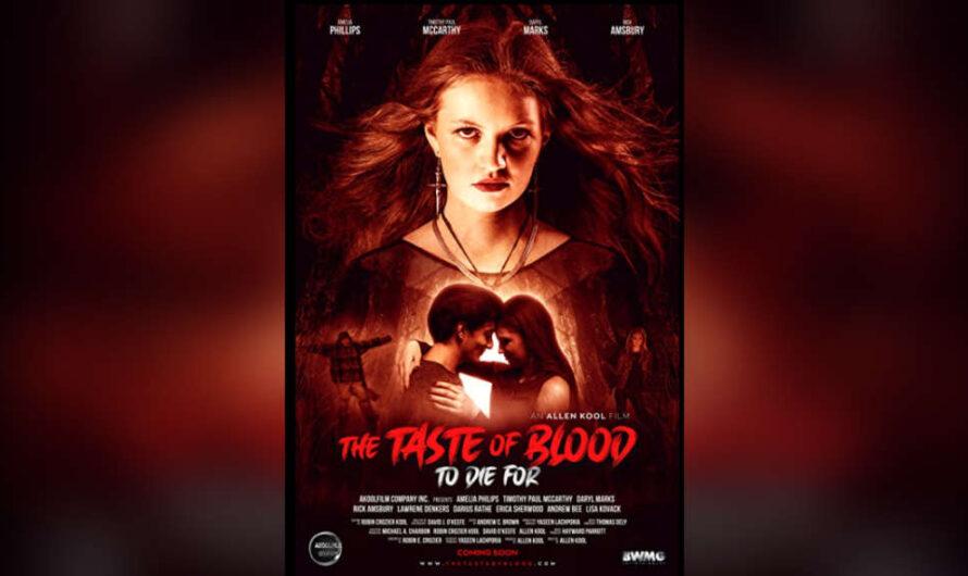 The Taste Of Blood – Released